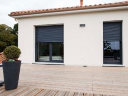 Volets roulants pour fenêtres et baies à Angoulême